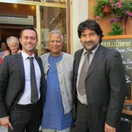 Prof. Muhammad Yunus held a Lectio Magistralis at the Italian Chamber of Deputies