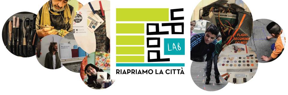 pop up lab call for ideas Quarrata impresa sociale social business cultura centri commerciali rigenerazione spazi