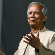 Visita di Muhammad Yunus in Italia