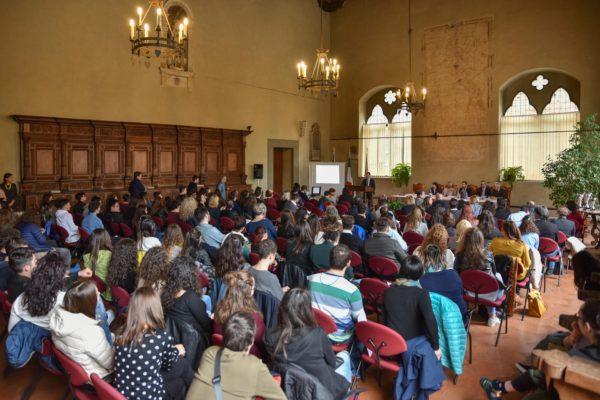 Social Business Day a Pistoia presso la Sala Maggiore del Comune