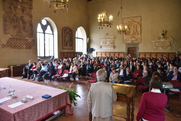 Yunus al Pistoia Social Business Day