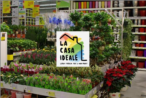 la casa ideale leroy merlin social business impresa sociale