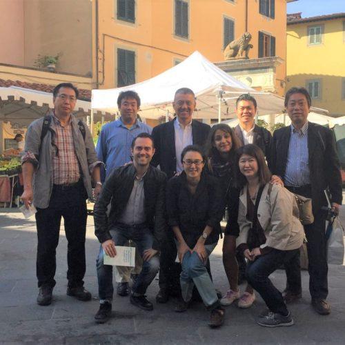 Social Business Study Visit Pistoia