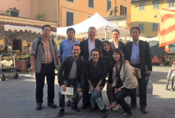 Social Business Study Visit Pistoia Social Business City Pistoia