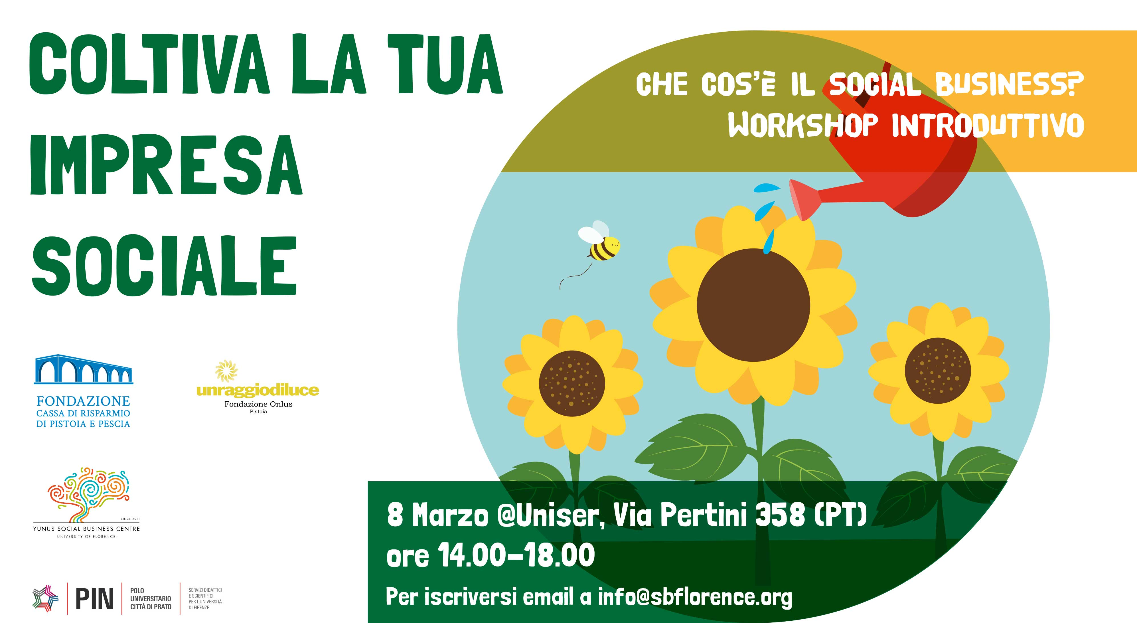workshop impresa sociale